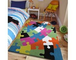 Dywan Bambi 03S Puzzle - kolorowy z Atestem