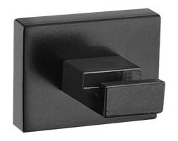 Wieszaki I Uchwyty łazienkowe Kolor Czarny Wyposażenie Wnętrz