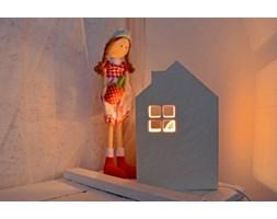 DOMEK lampka do pokoju dziecięcego