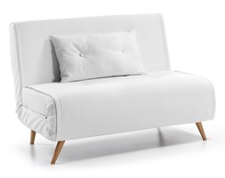 Sofa z funkcją spania SYRIO 100x kolor biały