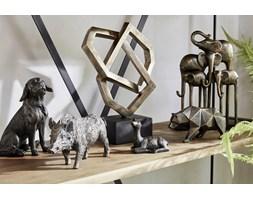 Rzeźba Elephant Gold 34 cm
