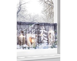 Zazdrostka LED Zimowy krajobraz