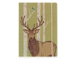 Notes A5 Go Stationery Stag
