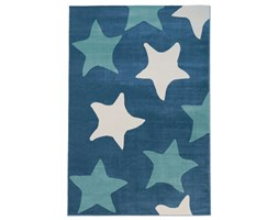 Dywan Inspiration 5813 niebieskie gwiazdki