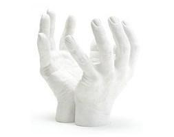 Produkt Area–ręcznemu Bowl miska, biały