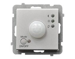 Elektroniczny czujnik ruchu Srebro mat- ŁP-16R/m/38 Sonata