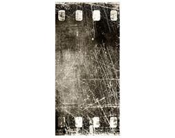 Zestaw zasłon Vintage Film 250x 120cm   Zasłona panelowa firana przesuwna zasłona przesuwna ściany przesuwne ściana przesuwna firanka parawan obraz ścienny XXL dekoracyjna dekoracja