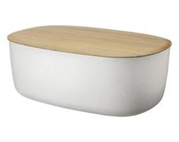 Pojemnik na chleb z deską bambusową Rig-Tig biały Z00038-1 - do kupienia: www.superwnetrze.pl