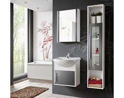Zestaw mebli do małej łazienki Domino 50 cm