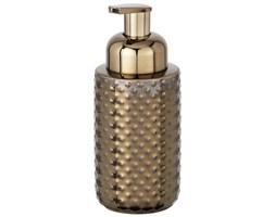 Dozownik z pompką na mydło spienione, pojemnik łazienkowy w stylu rustykalnym - 300 ml, WENKO