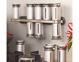 Zevro Zevo pojemniki kuchenne montowane do ściany, 12 szt MSR1400