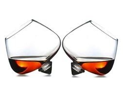 Normann Copenhagen Cognac Glass szklanki do likieru bądź koniaku, 2