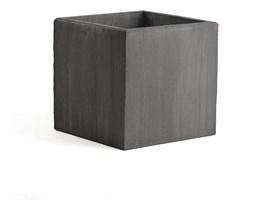 Donica betonowa, 750x750 mm, grafit