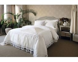 Komplet pościeli bawełnianej Valeron Premium Ariane White