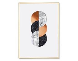 Plakat Skandynawskie Kształty Marmur