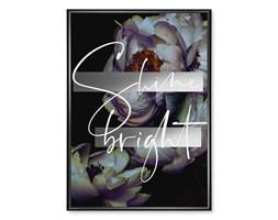 Plakat Shine Bright Holograficzny