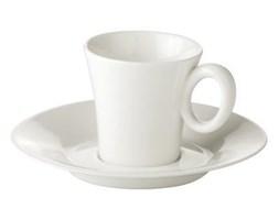 Filiżanka do kawy z ekspresu ALLEGRO z talerzykiem