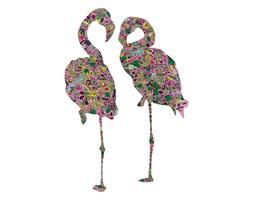 Flamingi plakat na ścianę do mieszkania 4434 - Buy Design