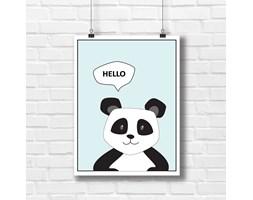 Panda plakat do pokoju dziecięcego 9934 - Buy Design