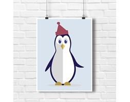 Pingwinek Śmieszek w czerwonej czapce 6798 - Buy Design