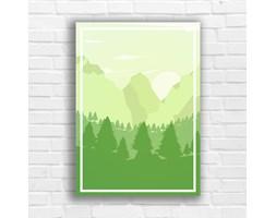 Las i góry dekoracja do domu 4517 - Buy Design