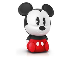 Philips 71883/32/P0 - Lampka dziecięca DISNEY MICKEY MOUSE LED/0,1W/USB
