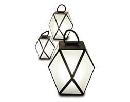 MUSE-Lampa zewnętrzna akumulatorowa LED Wys.40cm