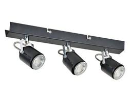 LOFT-Listwa 3 Reflektorki nastawne żarówki LED Dł.40cm