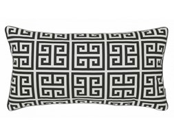 Poduszka Greek Black 32 x 56 cm