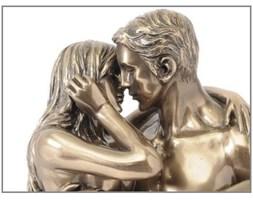 Rzeźba Couple Bronze