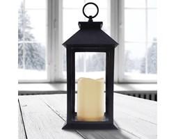 DecoKing - Lampion z plastikową świeczką LED - Glory