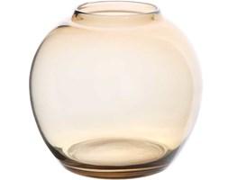 Kula szklana Amber 23x21 cm