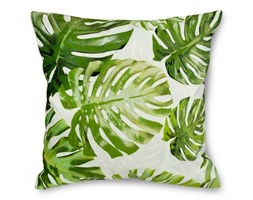 Poduszki Dekoracyjne Kolor Zielony Wyposażenie Wnętrz