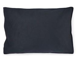 Czarna Poduszka Prostokątna Na Sofę