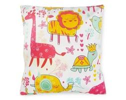 Poduszka Dla Dzieci Safari Ozdobna Kwadrat