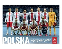 Plakat kibica PZPN Nr.4 Cała drużyna - INTERDRUK