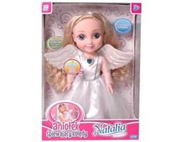 Lalka Natalia śpiewająca kolędy - Artyk