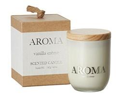 Świeca zapachowa AROMA vanilla creme