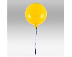 Żółta lampa sufitowa plafon  balon 3218-1 ozcan lampa dziecięca pokój dla dziecka
