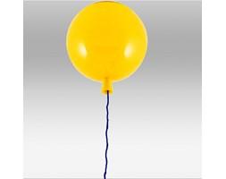 Żółta lampa sufitowa plafon  balon 3218-2 ozcan lampa dziecięca pokój dla dziecka
