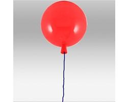 Czerwona lampa sufitowa plafon  balon 3218-2 ozcan lampa dziecięca pokój dla dziecka