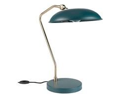 Dutchbone :: Lampa biurkowa Liam w kolorze morskim