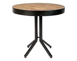 Stół BISTRO MAZE okrągły naturalny