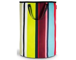 Kosz na pranie, materiałowa torba łazienkowa o oryginalnej kolorystyce