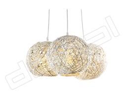 TK Lighting Lampa wisząca BACKAZ PREMIUM White 3pł.
