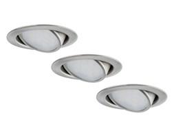 Paulmann 92089 - ZESTAW 3x LED Oprawa wpuszczana 3xLED/4,2W/230V