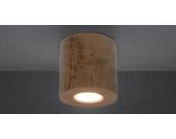 SOLLUX LIGHTING Plafon ORBIS DREWNO SL.0492 Sollux Lighting dodatkowe rabaty w sklepie do 20%