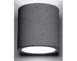 SOLLUX LIGHTING Kinkiet ORBIS BETON SL.0486 Sollux Lighting dodatkowe rabaty w sklepie do 20%
