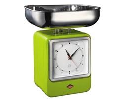 Waga kuchenna z zegarem Retro