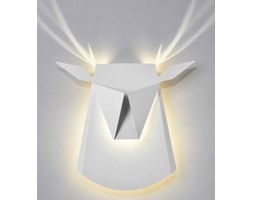 DEAR HEAD-Kinkiet LED Jeleń z wtyczką Dł.39cm | -10% z kodem HALO10